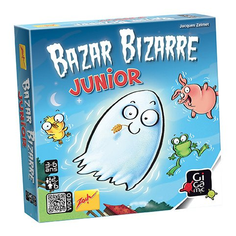 Bazar Bizarre Junior Observation et rapidité Gigamic