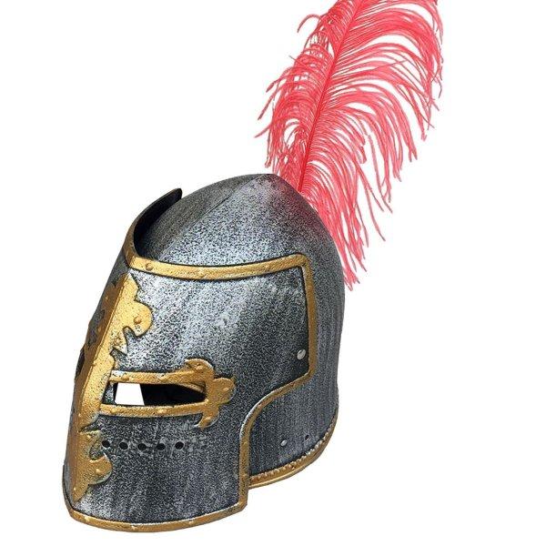 Casque chevalier templier kalid medieval