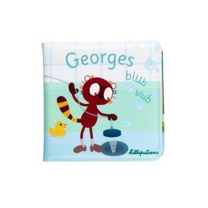 Livre de bain Georges Blub Blub Lilliputiens