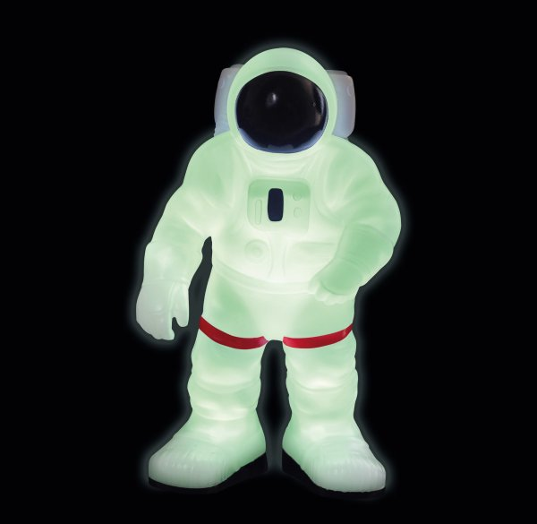 Astronaute phosphorescent Brainstorm Bidiboule