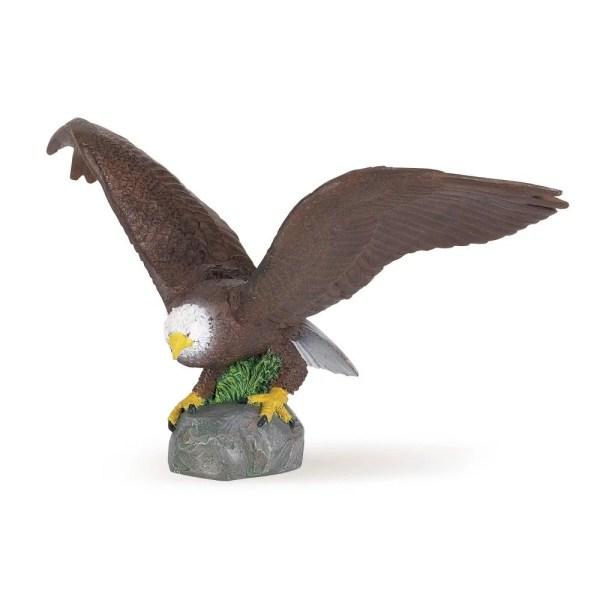 Figurine Oiseaux sauvages, Aigle, Papo, Bidiboule