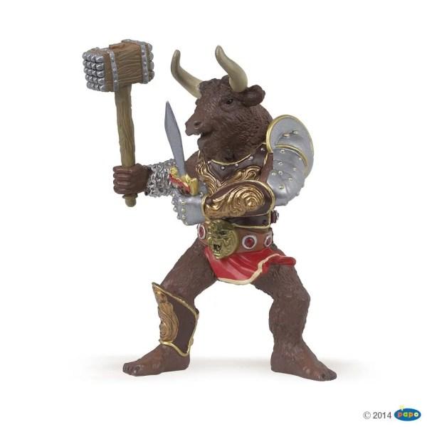 Figurines Fantastique, Minotaure, Papo, Bidiboule