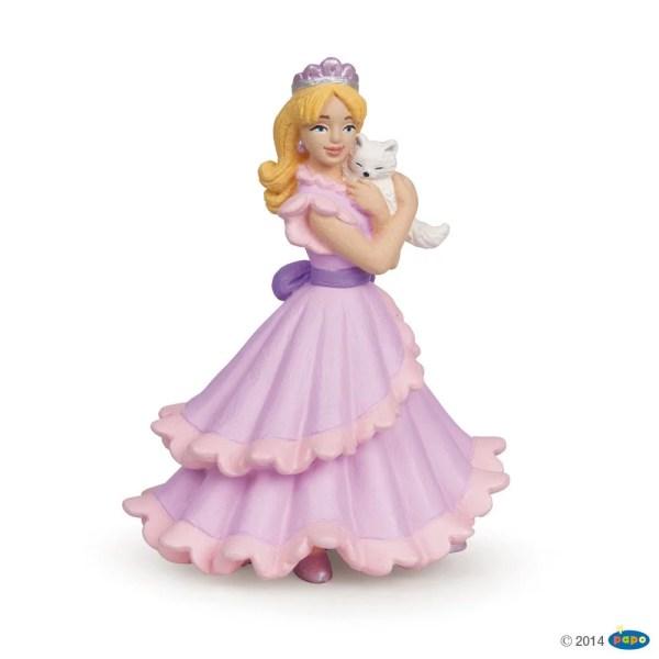 Figurines Monde enchanté, Princesse Chloé, Papo, Bidiboule