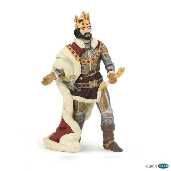Figurines Monde enchanté, Roi Ivan, Papo, Bidiboule