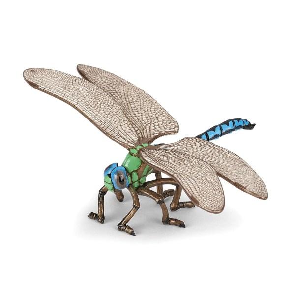 Figurine Les animaux du jardin, Libellule, Papo, Bidiboule