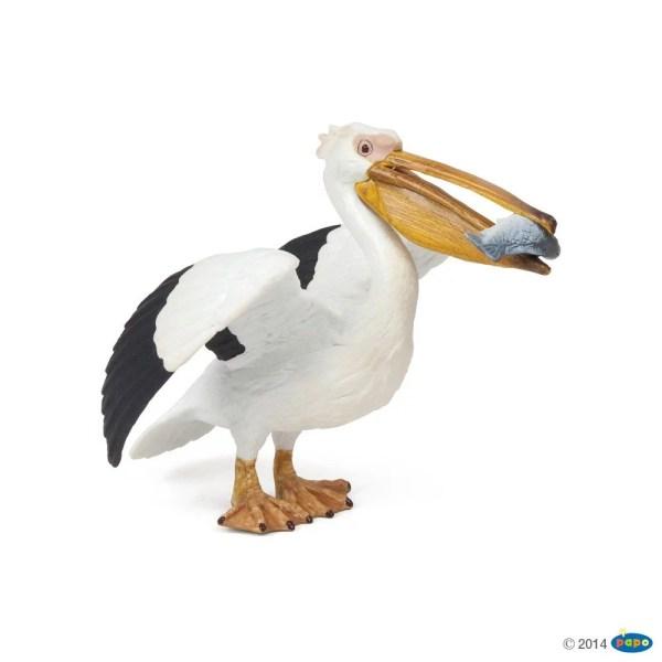 Figurine Univers marin, Pelican, Papo, Bidiboule