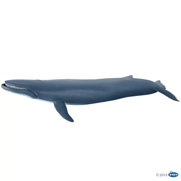 Figurine Univers marin, Baleine bleue, Papo, Bidiboule