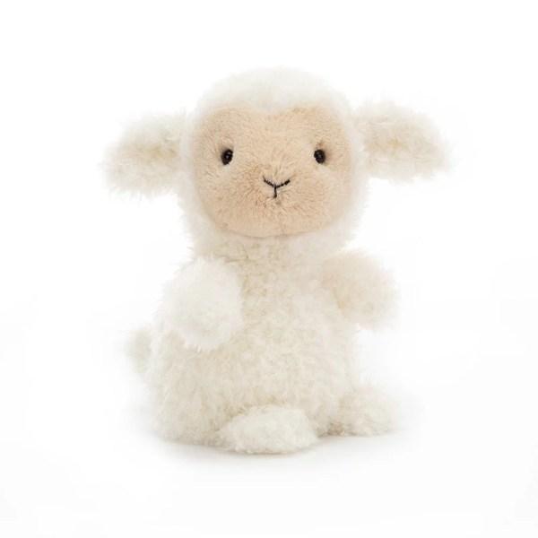 Little Lamb, Peluche, Jellycat, Bidiboule