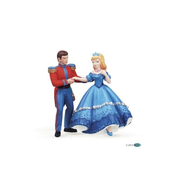 Figurines Monde Enchanté, Prince Victor et Princesse Sophie, Papo, Bidiboule