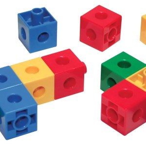 cubes de Construction, Bigjigs, Bidiboule