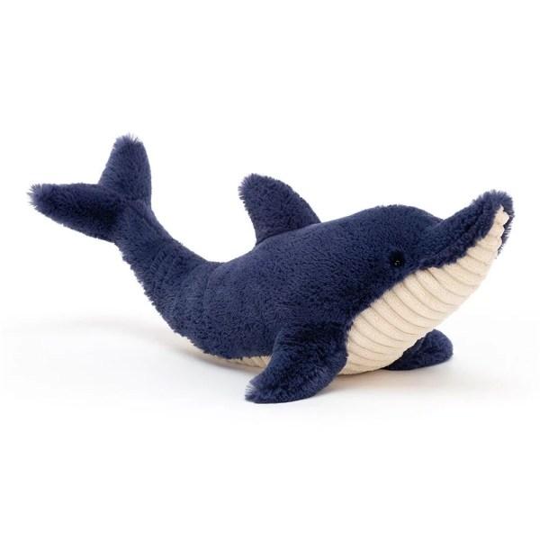 Dana le Dauphin est une peluche très douce en forme de dauphin, idéale dès la naissance.