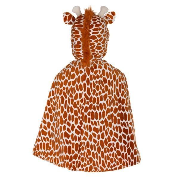 Cape de girafe vue de dos