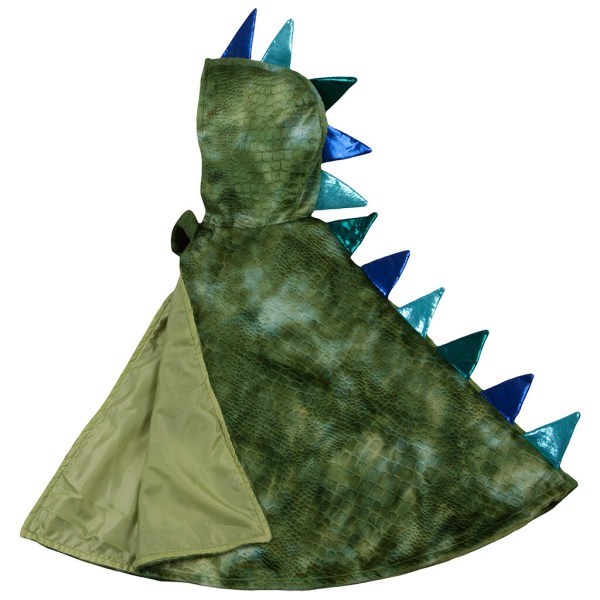 Cape de dragon à plat