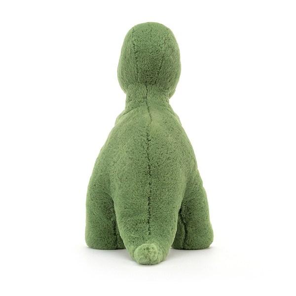 Les fans de dinosaures de tout âge pourront se laisser charmer ce T-rex tout à fait inoffensif ! Une très bonne idée pour un cadeau de naissance.