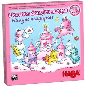 Nuages magiques, Licornes dans les nuages
