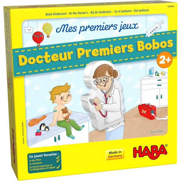 Docteur Premiers Bobos boite