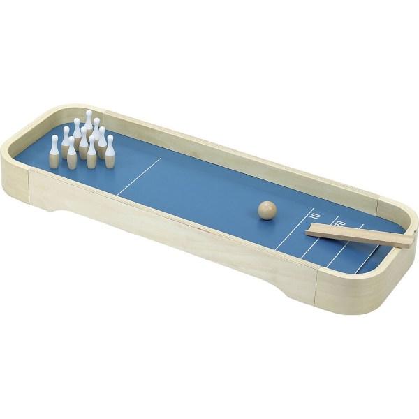 Bowling et Curling partie de bowling
