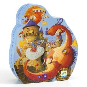 Puzzle Dragon 54 pièces