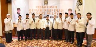 Irwan Setiawan Dilantik Jadi Ketua DPW PKS Jatim
