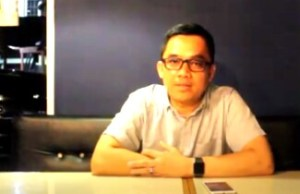 TEMUI RELAWAN DAN PENDUKUNGNYA, ARIES M. NARANG SOSIALISASIKAN PROGRAM KERJA