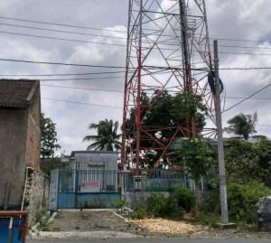 Habis Masa Kontrak, Warga Tolak Perpanjangan Ijin Tower
