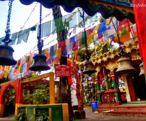 Mahakal Temple, Darjeeling: Where crossroads unite.