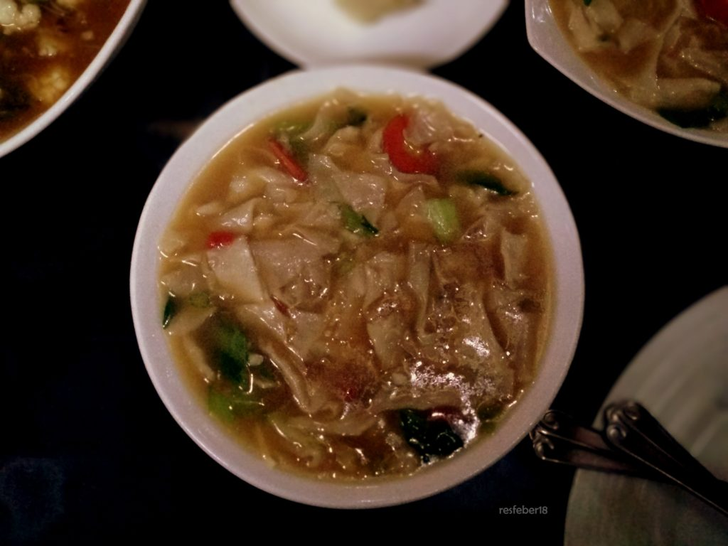 Thentuk- Tibetan food