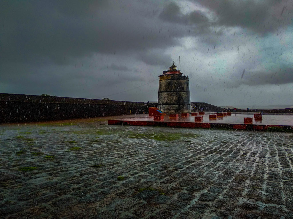 Aguada Fort, Goa