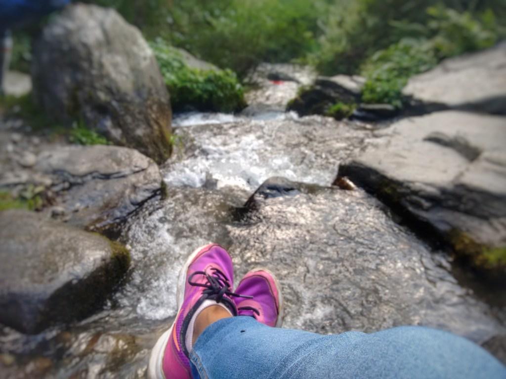 Jogini Falls, Manali