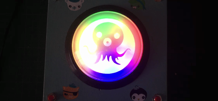 OctoAlert 2.0 : Jeu de Simon et animations
