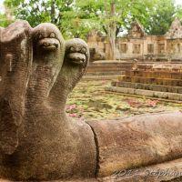 Les temples Khmers de Thailande