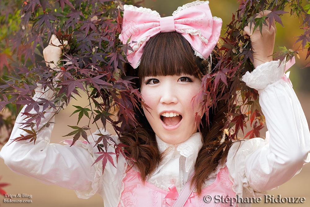 Sweet Lolita cosplay