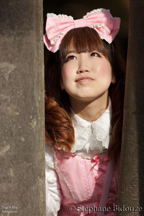 japanese fashion woman
