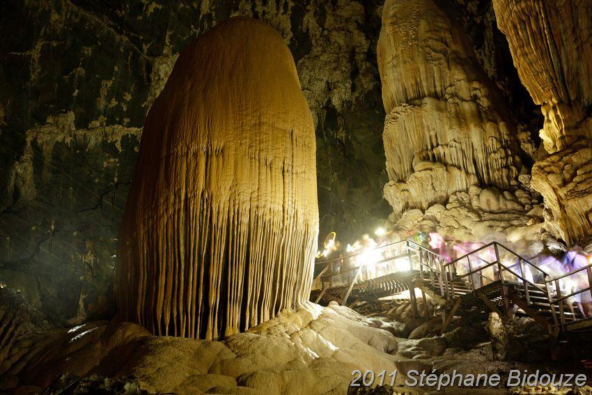 Les grottes de Phu Pha Phet