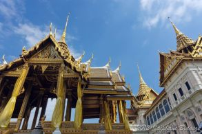 Bangkok royal palace