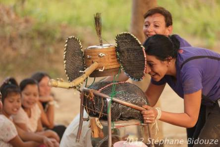 Elefantasia Festival in Sayaboury