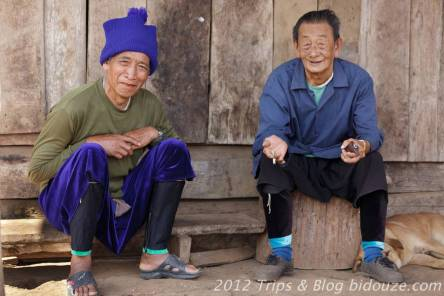 Pang Mapha I : The Ban Nong Tong village