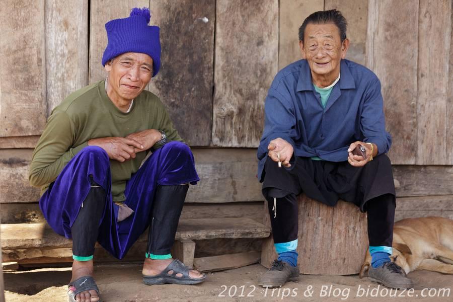 Pang Mapha I : The Ban Nong Tong village