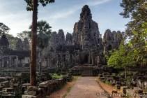 Angkor Bayon temple