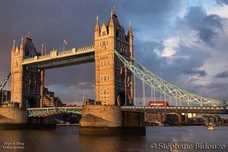 Trois jours à Londres