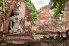 Wat-Mahathat-temple-Ayutthaya
