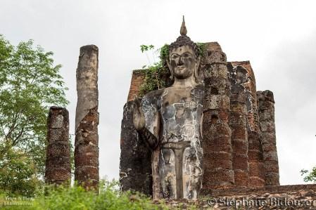 Wat-Saphan-Hin-sukhotai
