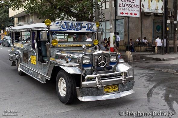 jeepney-voiture-manille
