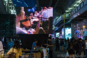 Un concert de musique classique à Asoke