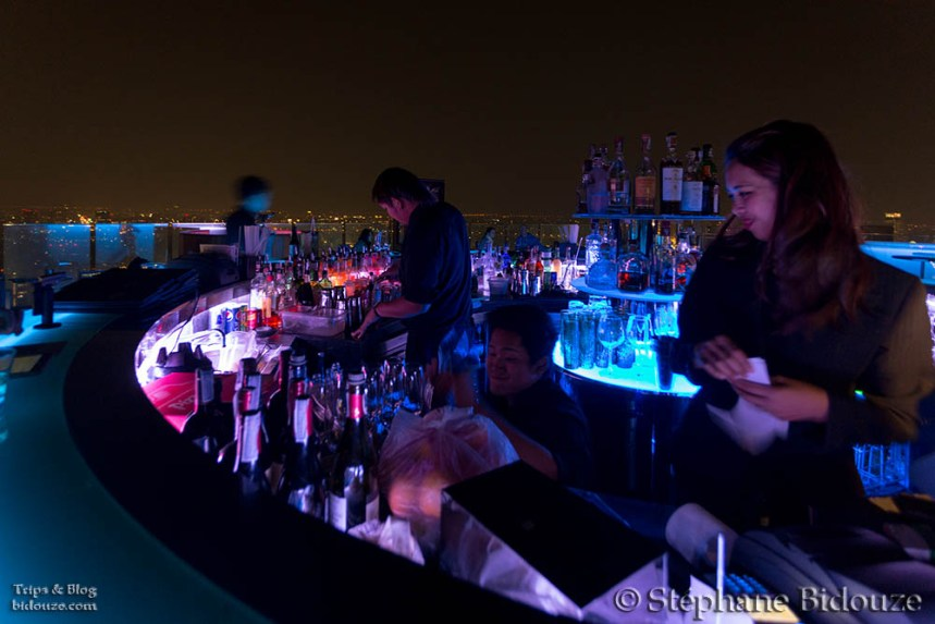 The top roof bar
