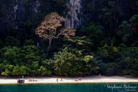 L'ile de Ko Hong, magnifique nature