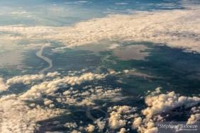 vietnam-ho chi minh-avion-vue-aérienne