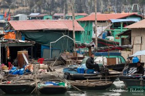 village-flottant-pecheurs-cat-ba-halong-baie