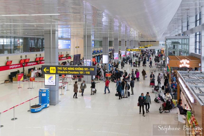 Hanoi-aeroport