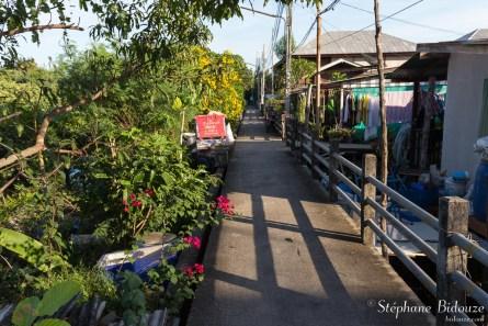 Bang Kra Jao : Le poumon de Bangkok.